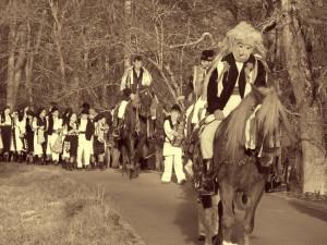 Saptamana cailor lui Santoader - comuna Zavoi